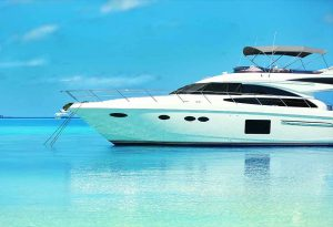 renting a yacht in florida