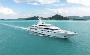 yacht charter benefits