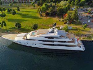 yachting in Michigan