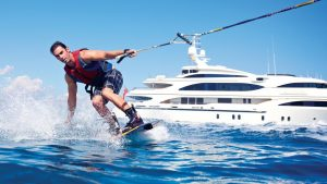 how to charter a yacht
